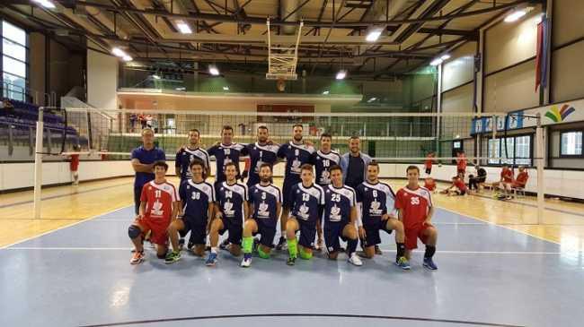 Domo volley 2018