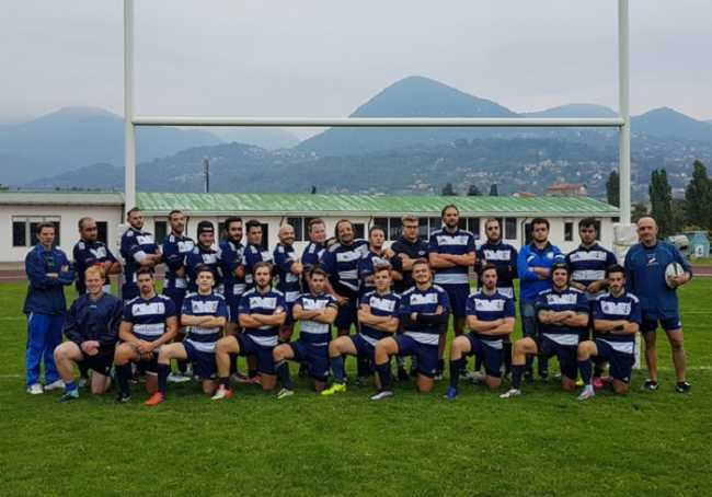 prima squadra vb rugby