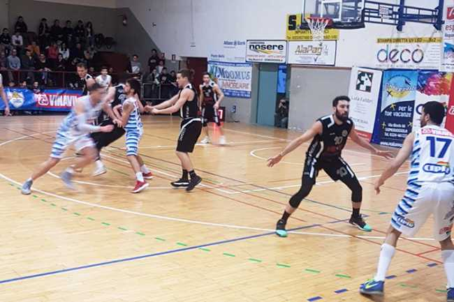 vinavil fossano basket mar 18