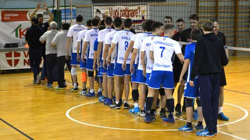 volley novara C2 maschile